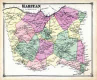 Raritan, Hunterdon County 1873